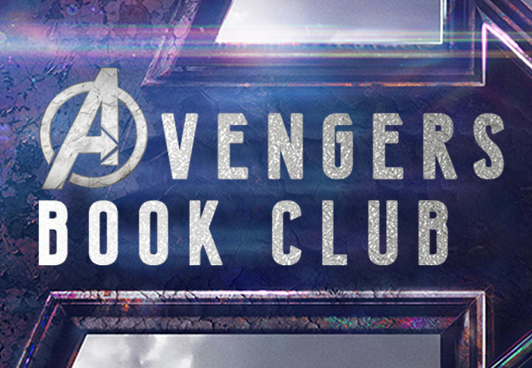 Which Avenger Should You Start a Book Club With?