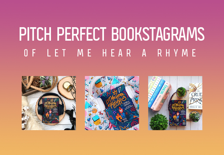 These Bookstagrams of 'Let Me Hear a Rhyme' Are Pitch Perfect
