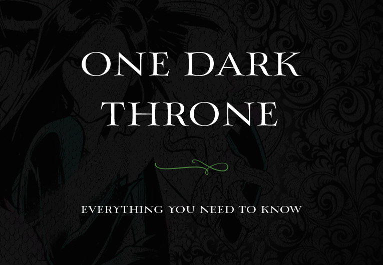The Official 'One Dark Throne' Summary: Everything You Need to Know