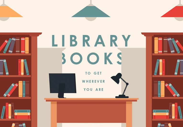 8 Books You Can Get from (Pretty Much) Any Library Right Now
