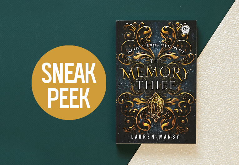 Start Reading the First 2 Chapters of 'The Memory Thief' Now!