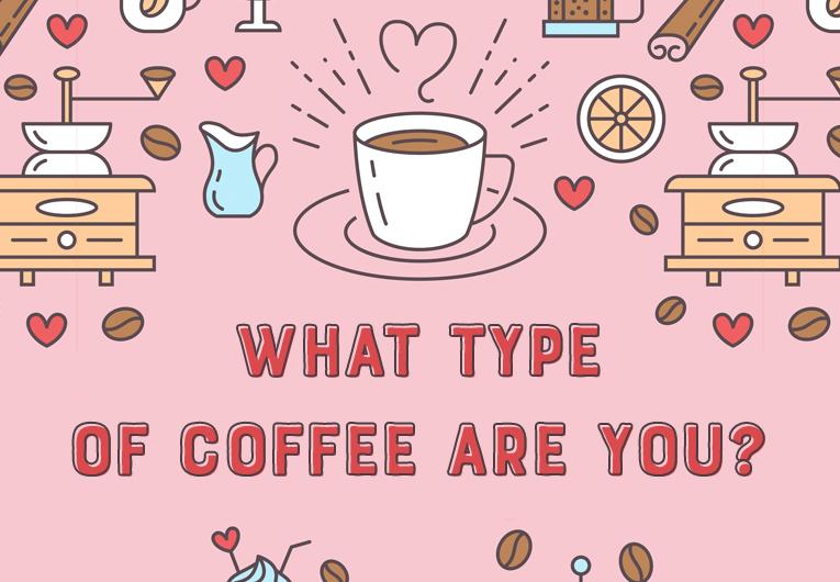 Love Interest Coffee Quiz: Banner