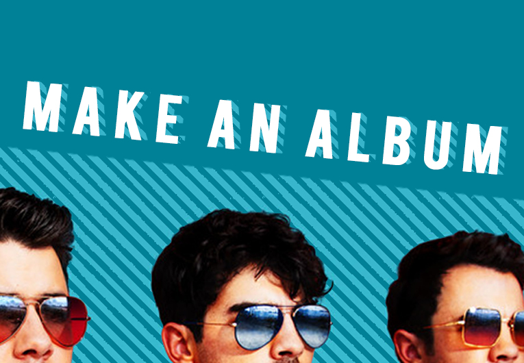 "Make a Jonas Brothers ""Greatest Hits"" Album and We'll Guess Your Favorite Romance Novel"