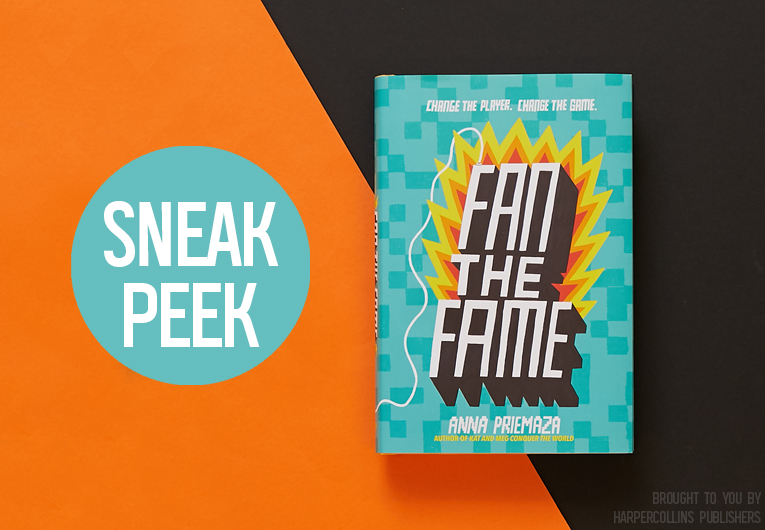 Don't Miss This Exclusive Excerpt of 'Fan the Fame'