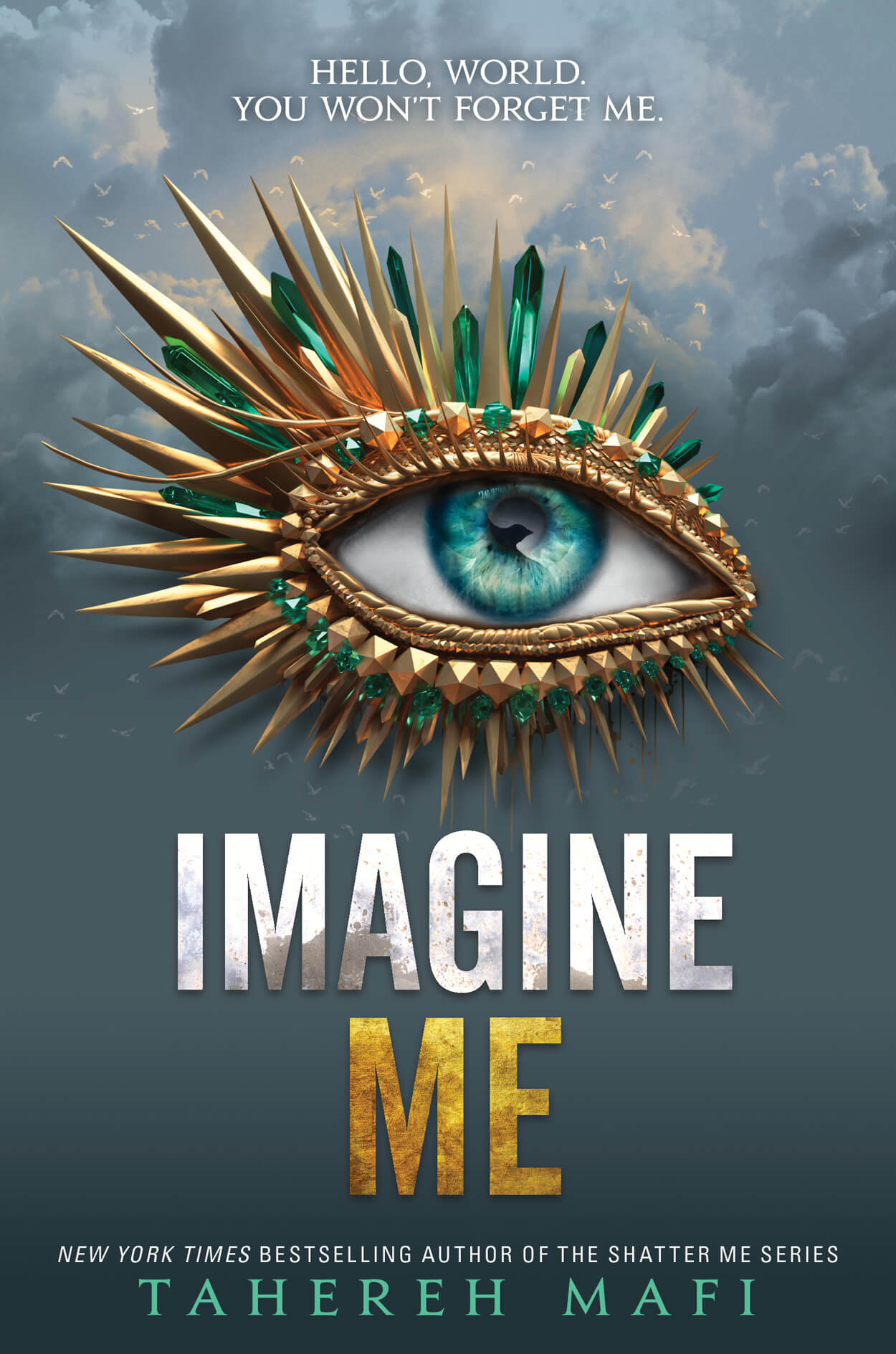 Imagine Me: Cover