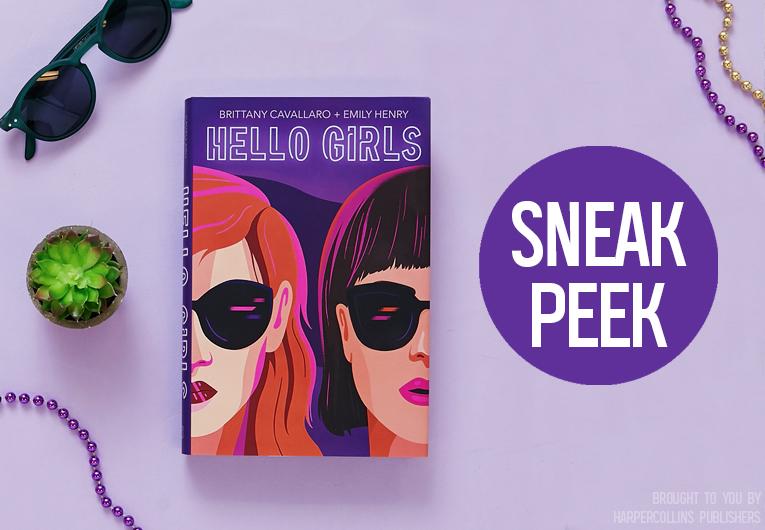 Say Hello to 'Hello Girls,' Your Next Favorite YA Dark Comedy