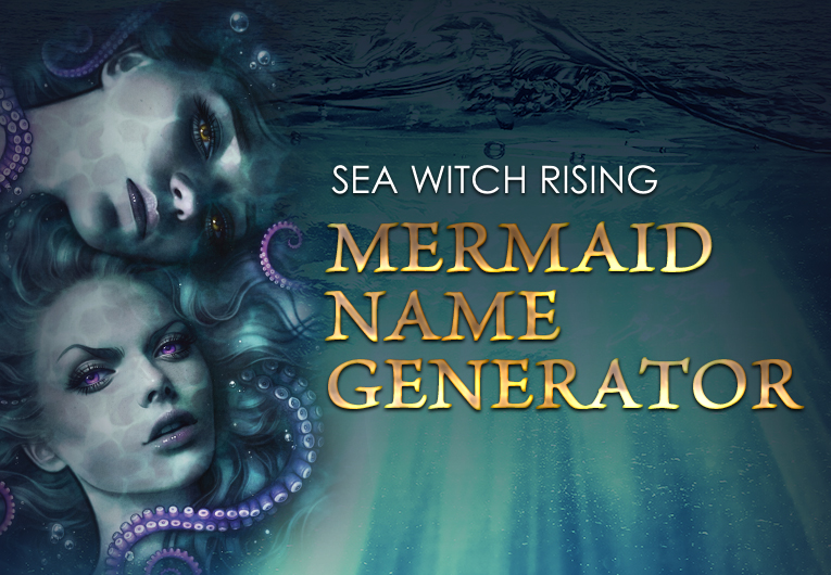 Head Under the Sea With This Mermaid Name Generator Inspired by 'Sea Witch Rising'
