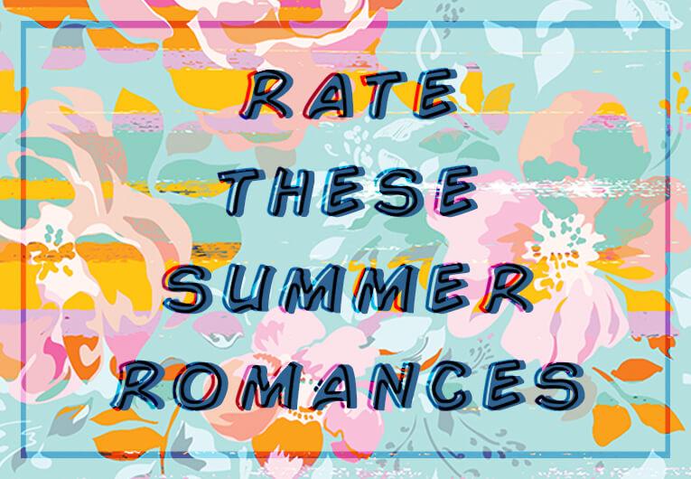 Summer Romances: Ice cream quiz