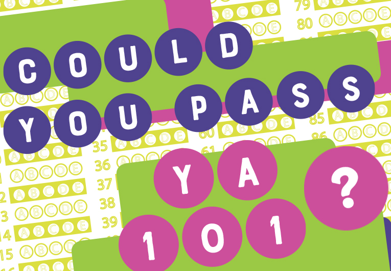 Could You Ace a Class of YA 101?