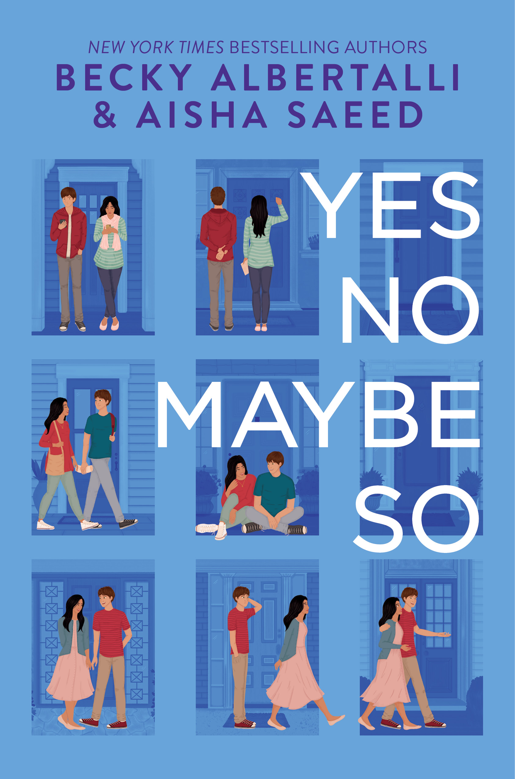 Yes No Maybe So: Cover