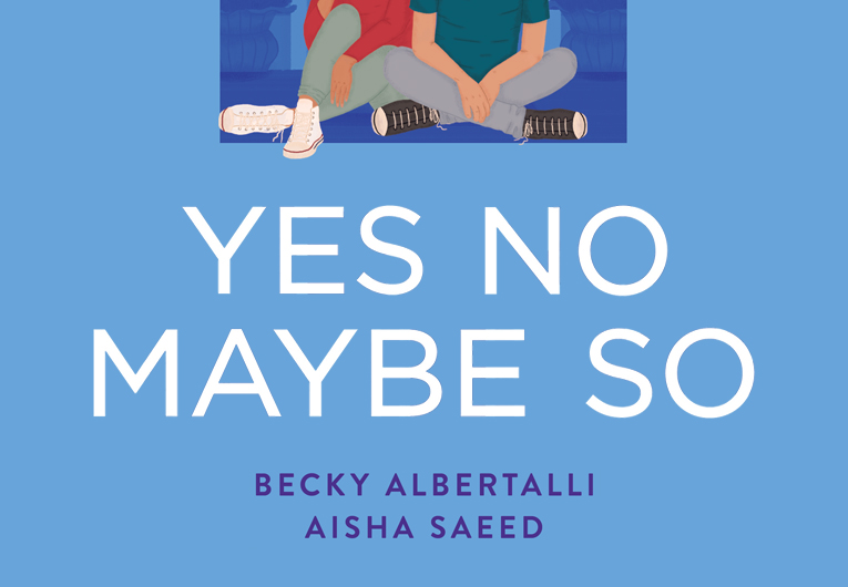 You're Going to Fall in Love with the Cover of 'Yes No Maybe So'