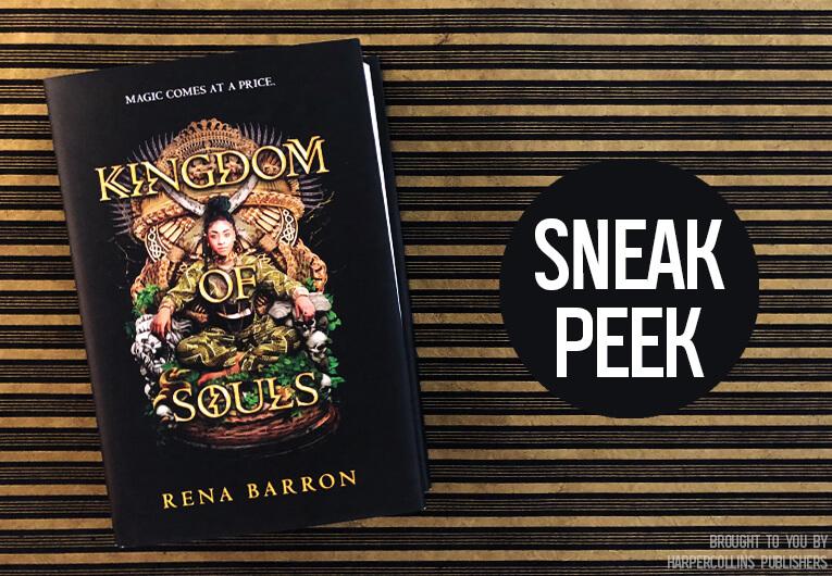 Get a Sneak Peek at the Dark & Mystical 'Kingdom of Souls'