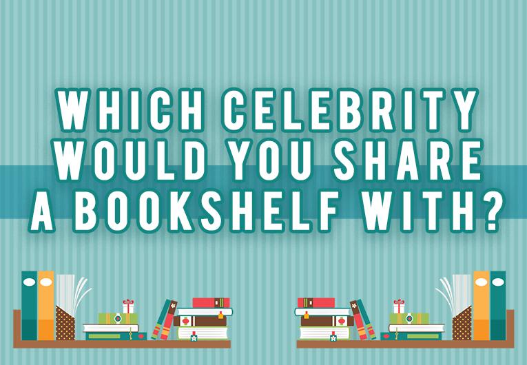 Celebrity bookshelf: Banner