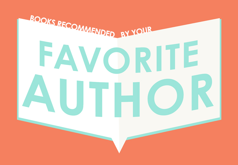 Favorite authors: Banner