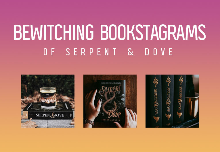 These 'Serpent & Dove' Bookstagrams are Utterly Bewitching