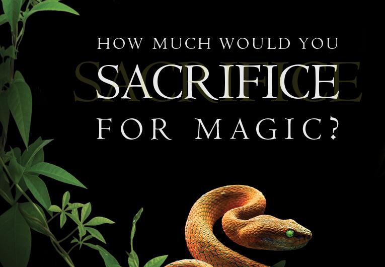 Magic sacrifice: Banner
