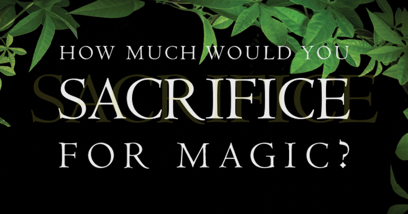 How Much Would You Be Willing to Sacrifice for Magic?