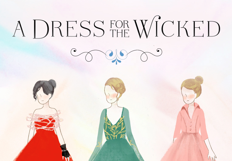 Dress for the Wicked: Dresses banner