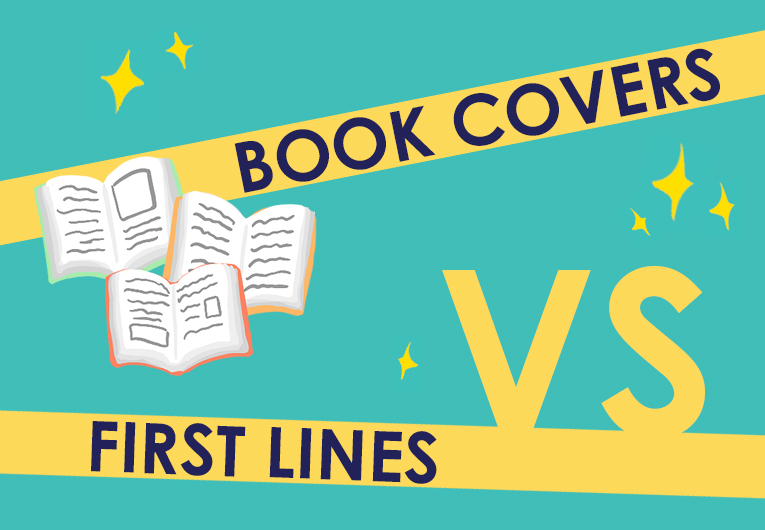 Can You Match the Book Cover to the Book's First Line?