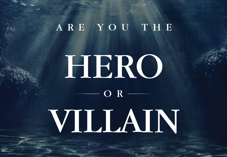 Are You the Hero or Villain of the Fairy Tale?