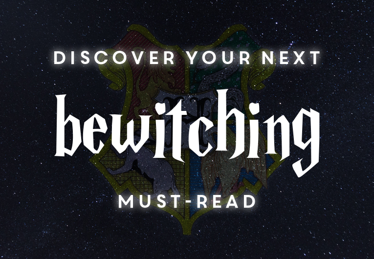 Bewitching read: Banner