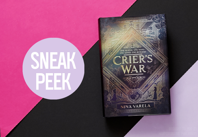 'Crier's War:' Read the First Few Chapters of Your Next Favorite Queer Fantasy