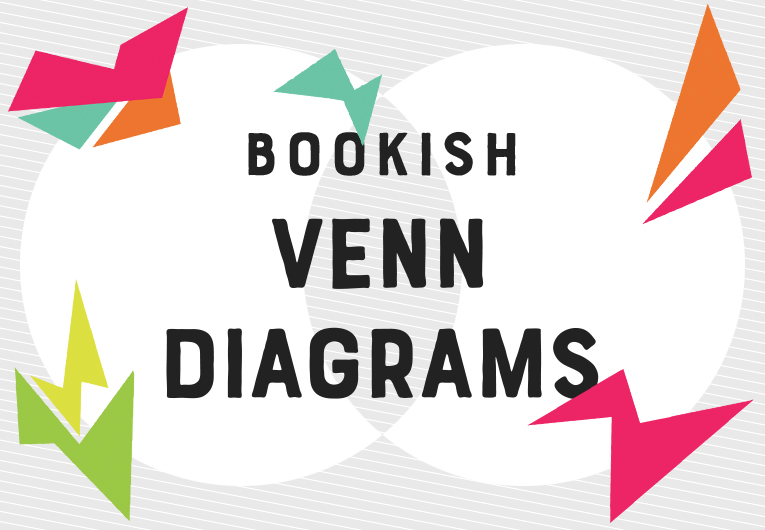 23 Bookish Venn Diagrams That Don't Actually Have Any Useful Information