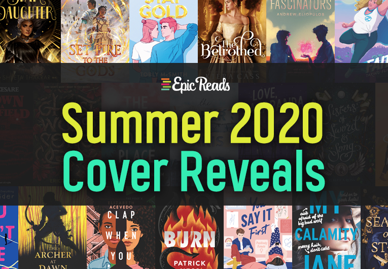 The Official List of Harper's Summer 2020 YA Cover Reveals