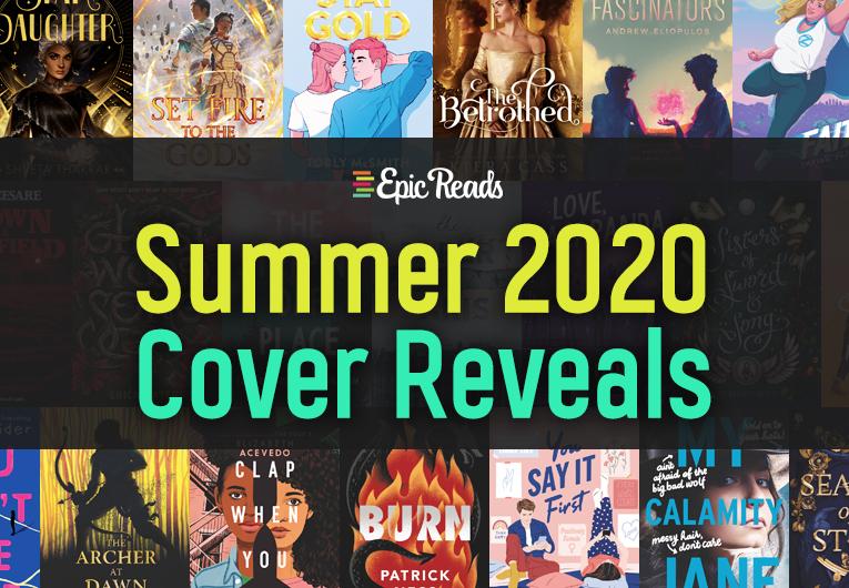 Summer Begins 2020.The Official List Of Harper S Summer 2020 Ya Cover Reveals