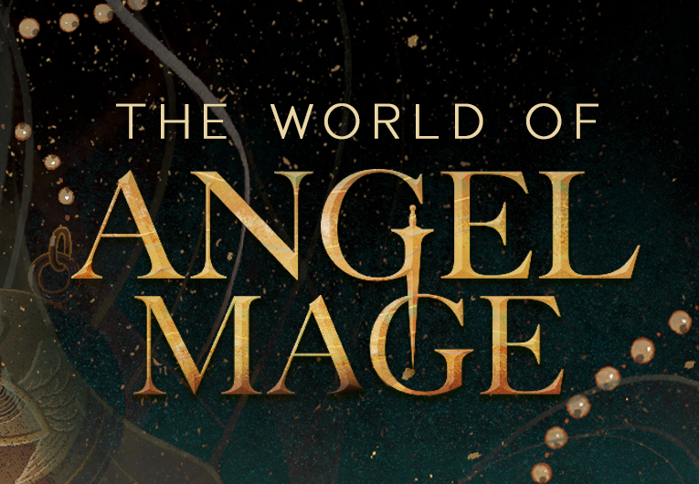 Enter the Magical, Deadly World of Angel Mage