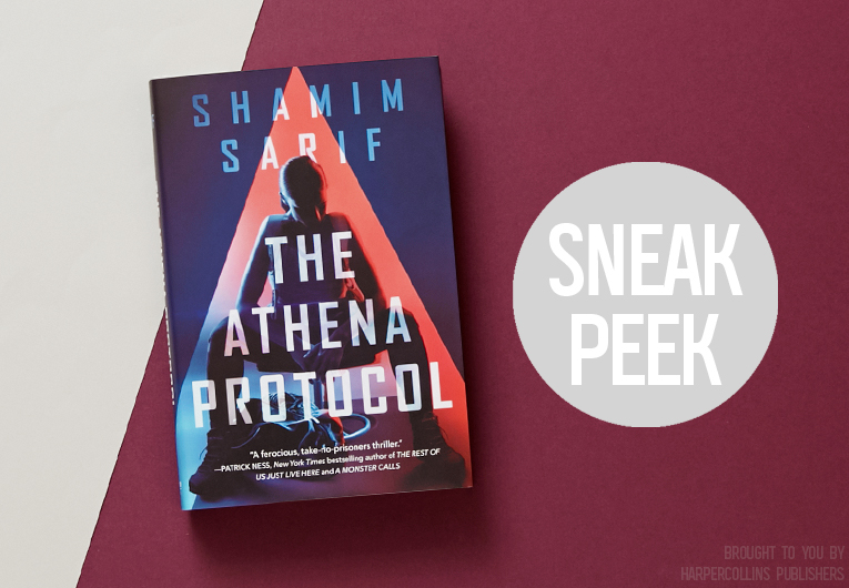Go Rogue With This Sneak Peek at 'The Athena Protocol'