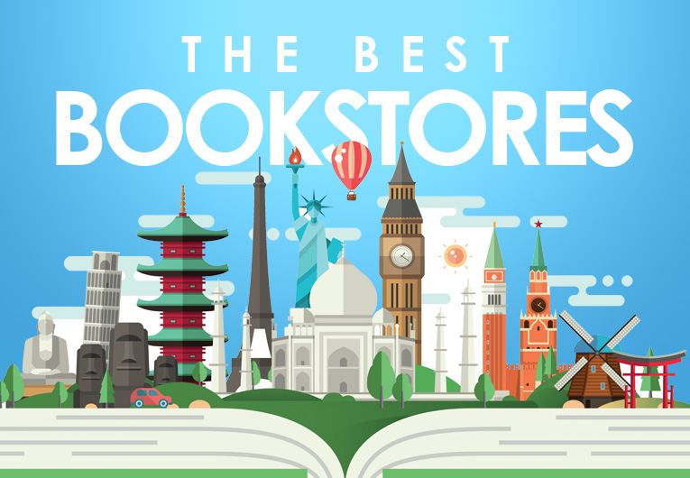 Your Epic Guide to 14 of the World's Best Bookstores