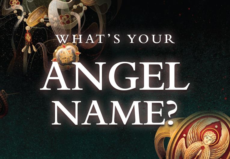 Angel Name Generator: Banner
