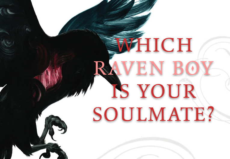 The 8 Questions Will Reveal Which Raven Boy You'd Fall in Love With