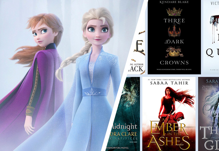 Your Favorite YA Characters Will Reveal If You're More Like Elsa or Anna