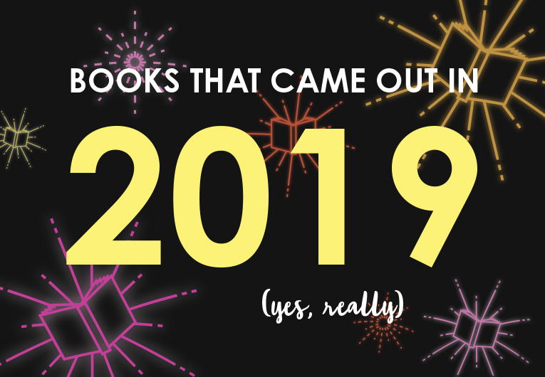 34 YA Books That, Yes, Really Did Only Come Out This Year