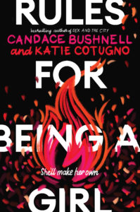 Rules for Being a Girl Cover Reveal