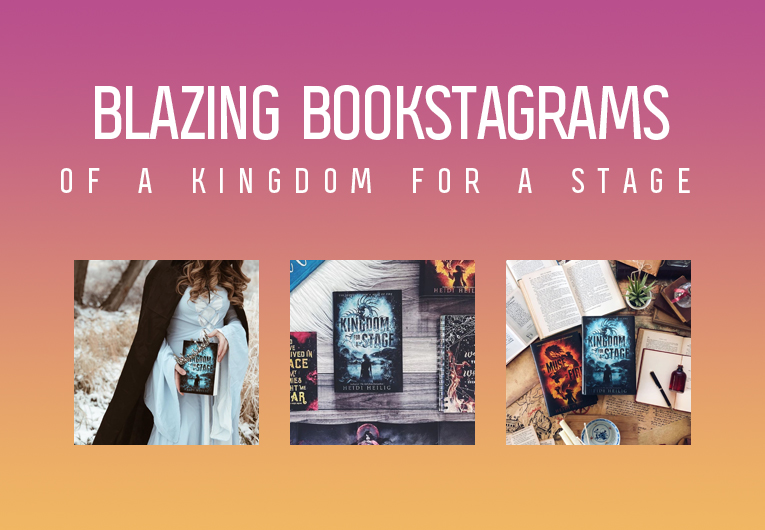 These 'A Kingdom for a Stage' Bookstagrams Make Us Want to Join the Revolution