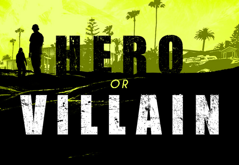 What Percent Hero or Villain Are You?