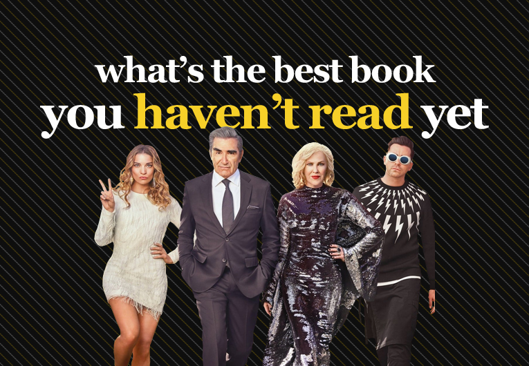 Your 'Schitt's Creek' Opinions Will Reveal the Best Book You Haven't Read Yet