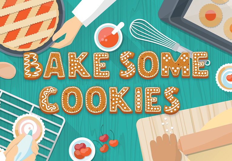 Bake a Batch of Cookies and We'll Try to Guess the Sweetest Book on Your Shelf