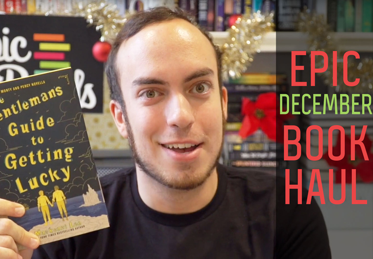 Watch Our December Book Haul!