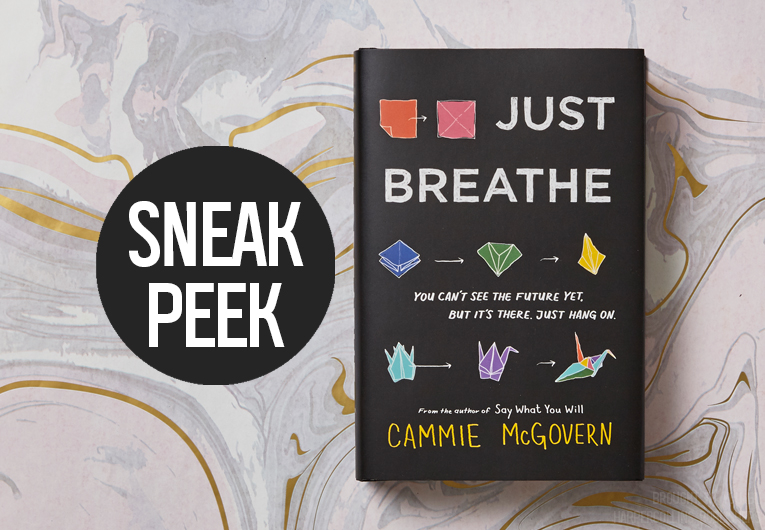 'Just Breathe' by Cammie McGovern Will Break Your Heart in Two