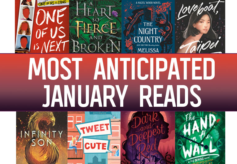 Most Anticipated Books of January 2020