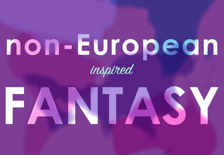 Non-European Fantasy Books