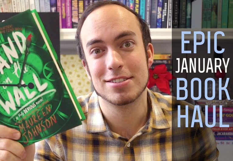 Watch Our First Book Haul of the New Year (and Decade)!