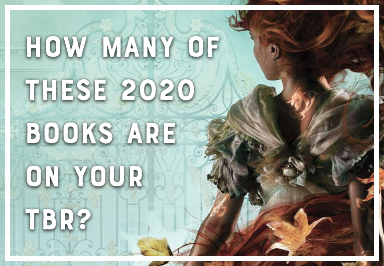 How Many of These 2020 YA Books Are Already on Your TBR?