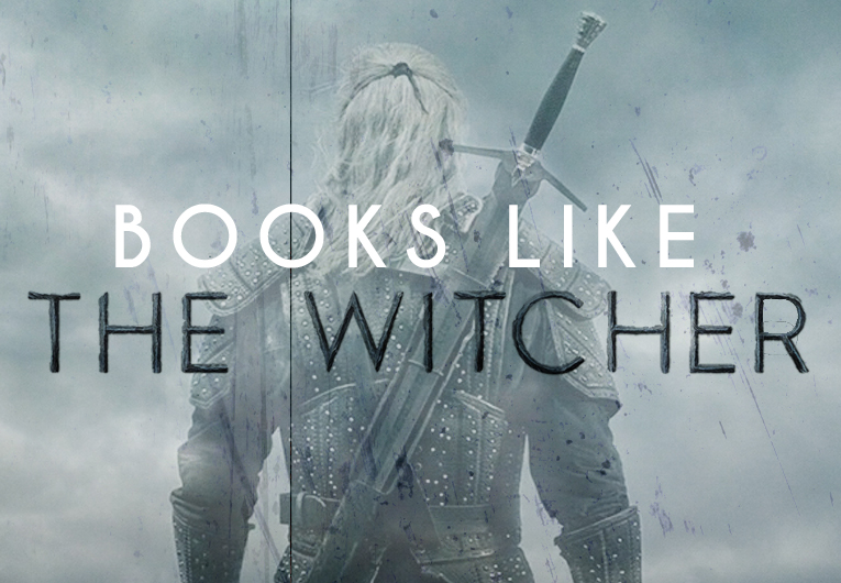 Books like The Witcher