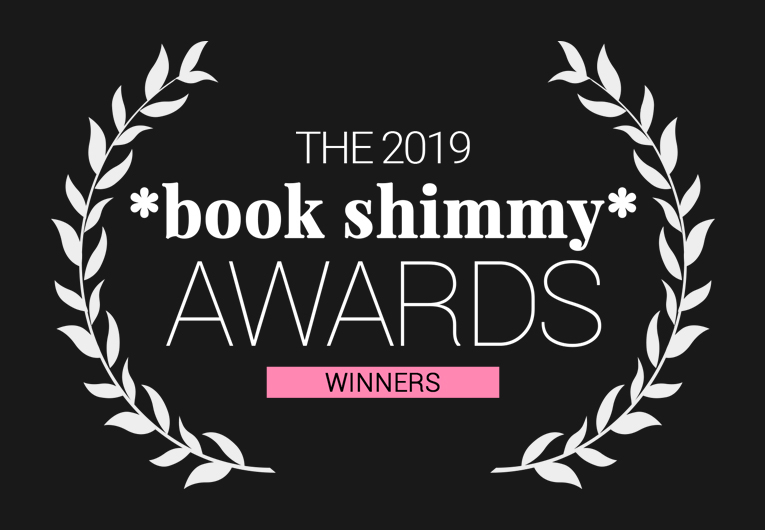 Presenting the Winners of the 2019 *Book Shimmy* Awards!