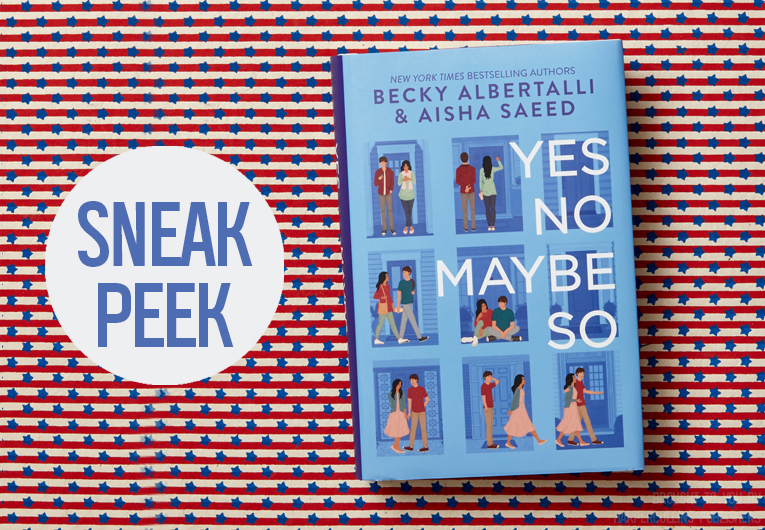 Make Your Voice Heard With This Excerpt of 'Yes No Maybe So'
